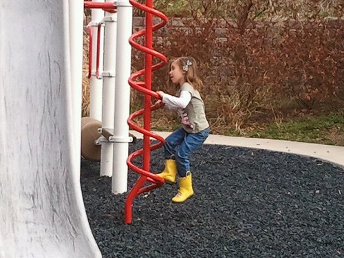 Eliza on Playground