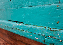 Abstracted Turquoise Tones (Wil Wardle) Tags: old wil canon photography coast boat town fishing photographer turquoise south william hastings trawler wardle canonef2470mm 5dmk2 ebphoto