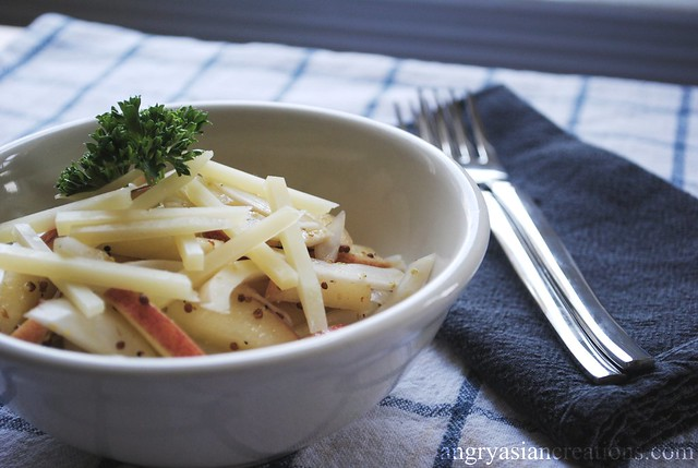 Apple & Fennel Salad