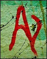 a is for......... (ana_lee_smith) Tags: travel red brazil streetart green art apple eh wall brasil word graffiti amazing essays artist arty saopaulo photos atheism amor awesome ace az books blogs asparagus bloggers attractive vandalism april anarchy augusta always arkansas spraypaint a1 alphabet title adele armadillo challenge ai abracadabra vocabulary addition abominable awry applejacks aua ampersand aha admirers afsar aisfor amanpour audacious a britishslang analeesmith notextureadded rschloch altruismus whatsyouraword aisforargybargy