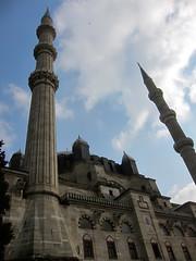 Selimiye Camii (Sean Munson) Tags: turkey europe minaret trkiye mosque unescoworldheritagesite worldheritagesite ottoman sinan minarets edirne camii selimiyecamii mimarsinan