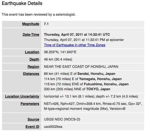 20110407-earthquake-Honshu-USGS