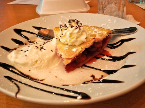PieBird - Cherry Pie a la Mode