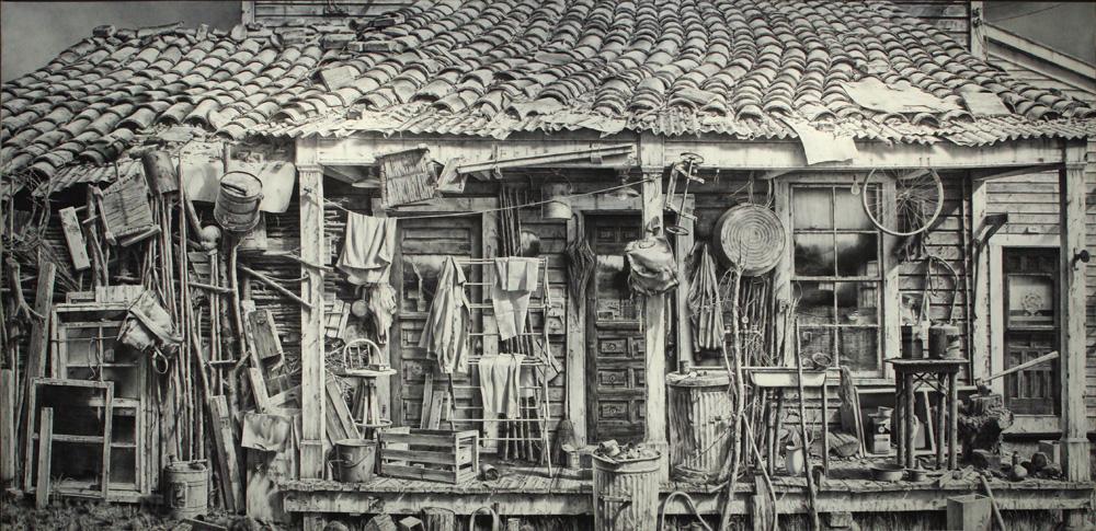 Paul Sarkisian, Untitled (Mapleton), 1971-1972 1