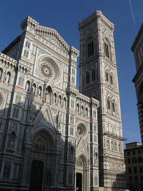 Duomo y campanile