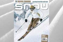 SNOW 32 - 2x SKIPAS ZDARMA