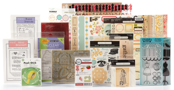 The World of the Seamstress prize package