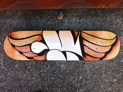 YNOT LIVES (KING YNOT LIVES) Tags: street wood art metal concrete graffiti miami havana cuba deck skate skateboard ynot atomik ynotse