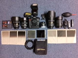 My camera gear 2