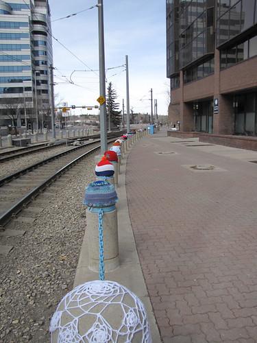 Calgary Yarnbomb #2