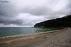 Playa de la Concha de Artedo (Cudillero, Asturias) (angelbg) Tags: costa mar asturias playa artedo cudillero cantbrico marcantbrico laconchadeartedo playadelaconchadeartedo