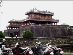 Citadel (Mazetta) Tags: city urban asia purple citadel south historic east vietnam forbidden hue