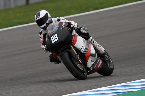 Equipo LS2 Motorrad-Test Valencia(Archivo)