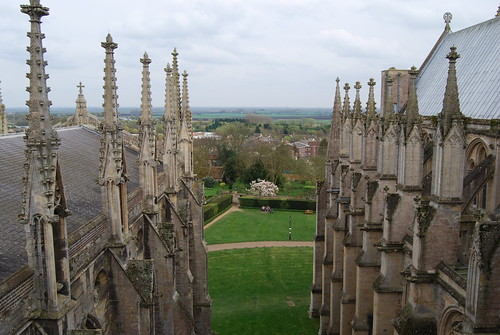 Ely Cathedral, Day 2