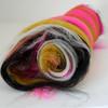 Icecream Sundae Batt (Spun Right Round) Tags: wool felting handmade merino yarn spinning etsy fiber carded rovings spunrightround