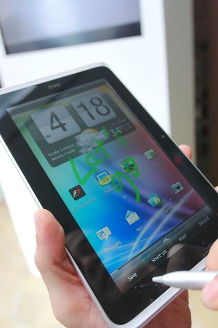 HTC Flyer-3