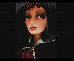 Limited Edition Mother Gothel Doll from Disney Store
