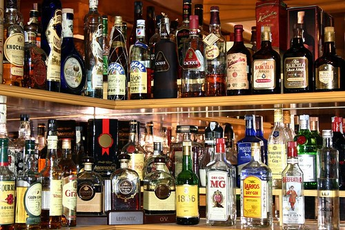 Bon Liquor Cabinet Bar Basics Drinking At Home