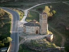 Viaje en globo por Segovia 19 (ferlomu) Tags: viaje temple segovia veracruz globo románico templario ferlomu