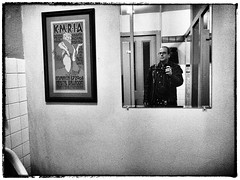 d/106  y/03  reflections of me...  16 Apr 11 (Doug Churchill) Tags: b blackandwhite bw white selfportrait man reflection male guy public project bathroom 1 mirror blackwhite athletic alone adult interior w streetphotography handsome highcontrast mature american single short attractive restroom ambient streetphoto inside 365 grainy goodlooking boomer babyboomer oneperson slender lean middleage humaninterest caucasian northamerican middleaged project365 dougchurchill canong12 2011yip