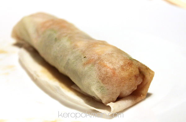 Popiah Making Session