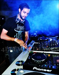 dj Exceed (4ELEVEN Images) Tags: party austin happy dj texas cd 4 player pioneer cdj 2011 exceed chronica area512