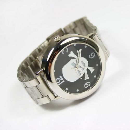 Men's Cool Skeleton Stainless steel Bracelet Watch