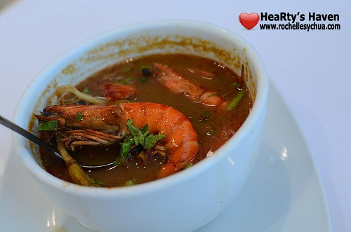 tom yum goong my thai kitchen