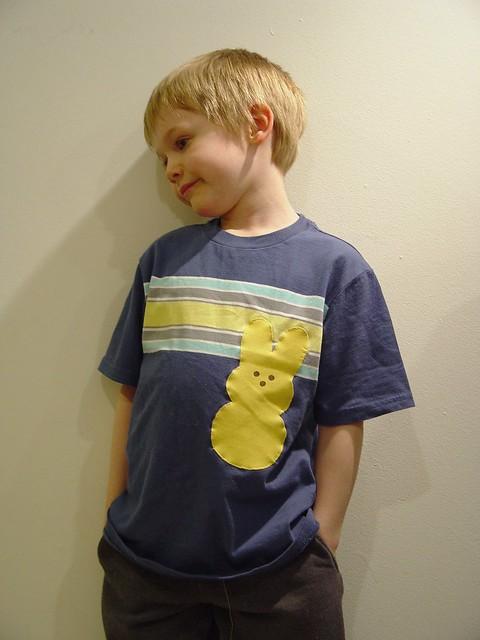 PEEP shirt