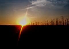 Sunrise in my Skin (Alex Velazquez) Tags: new blue wedding light sky food dog blanco luz water colors azul canon landscape mexico lights luces agua photos kodak aztec retrato comida negro boda paisaje colores bn perro cielo dslr puebla mx fondo nuevas grillo azteca aztecas