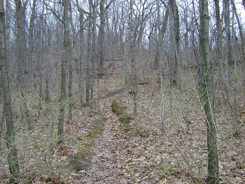 Ice Age Trail - April 23, 2011