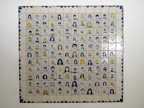 Na Escola S. Sebastião