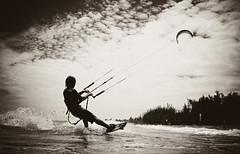 Mui Né Kite surfing