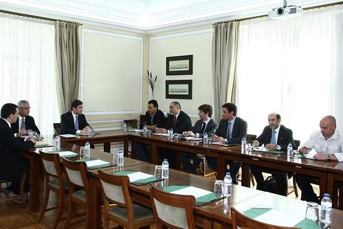 2011-04-26-Direcção do Partido Social Democrata reune com Comissão Permanente das Forças de Segurança