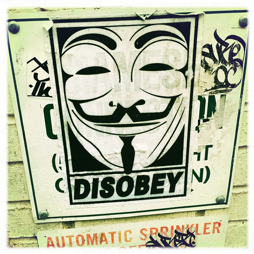 Disobey in SoHo