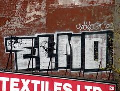 Elmo ATG (delete08) Tags: street urban streetart london graffiti delete