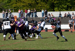 American Football MeanMachine (yago1.com) Tags: sport canon schweiz switzerland football american americanfootball gladiators nla meanmachine 2011 baselstadt stadionstjakob yago1