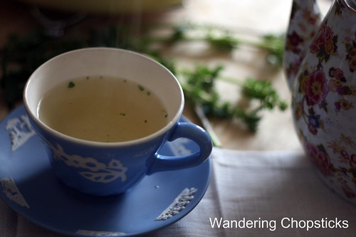 Stinging Nettle Tea 5
