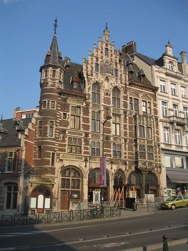 Hotel Ravenstein Bruxelles 04.11