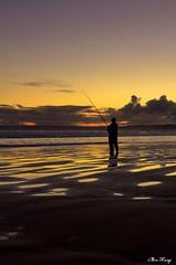 "Sunset Surf ""Explored 28/4/11*"