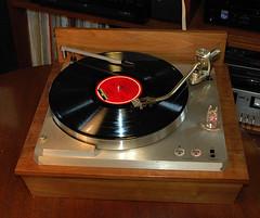 Empire 698 Troubadour - Topless (The Letra Set) Tags: modern vintage design turntable retro empire stylus tt hifi 1976 troubadour stanton cartridge midcentury teak scientific shure 698 audiophile v15 698eee