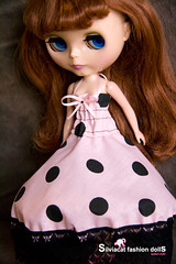 Blythe -Pullip dress