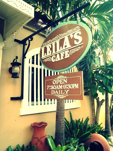 Leilas Cafe