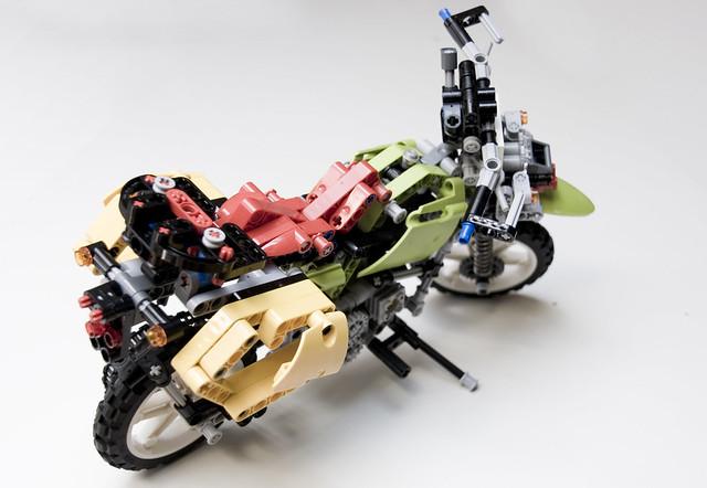 TT1000G (Lego): vista general (1)