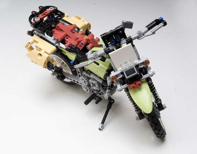 TT1000G (Lego): vista general (3)