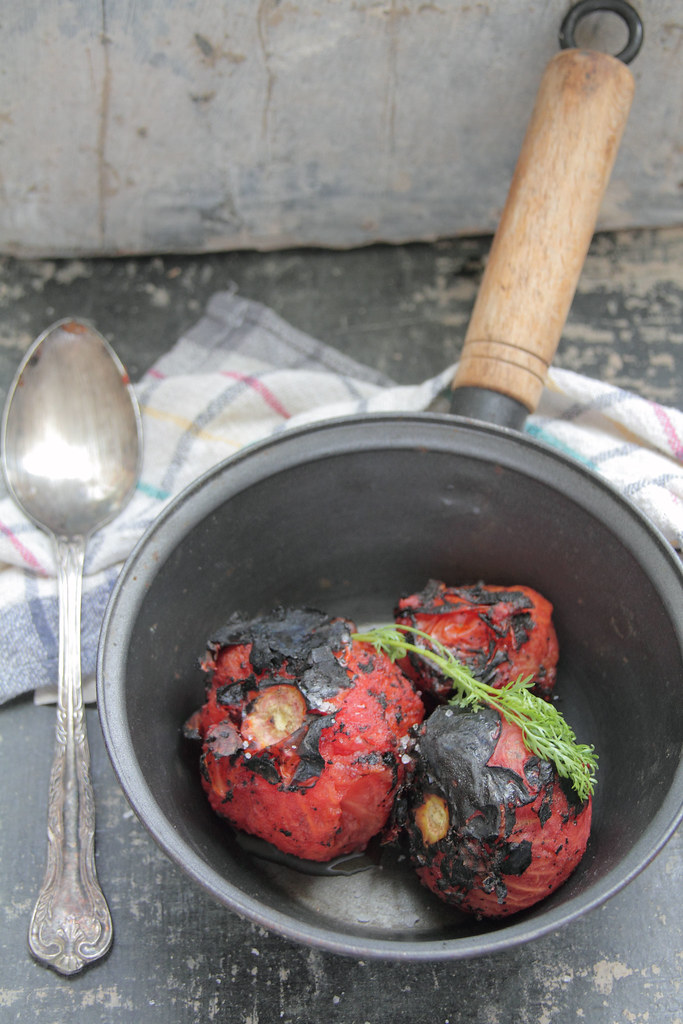 Fire Roasted Tomato Chutney