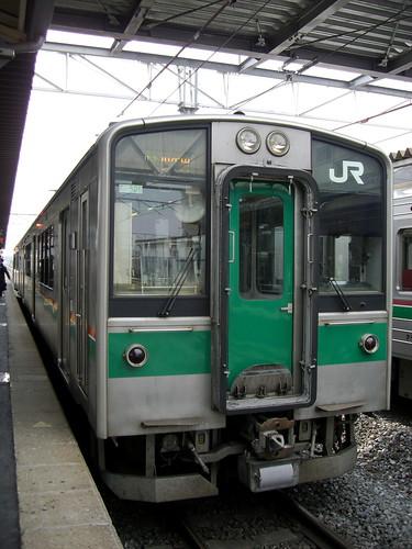 701系電車/701 Series EMU