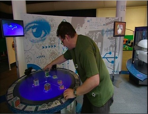 Intech reactable