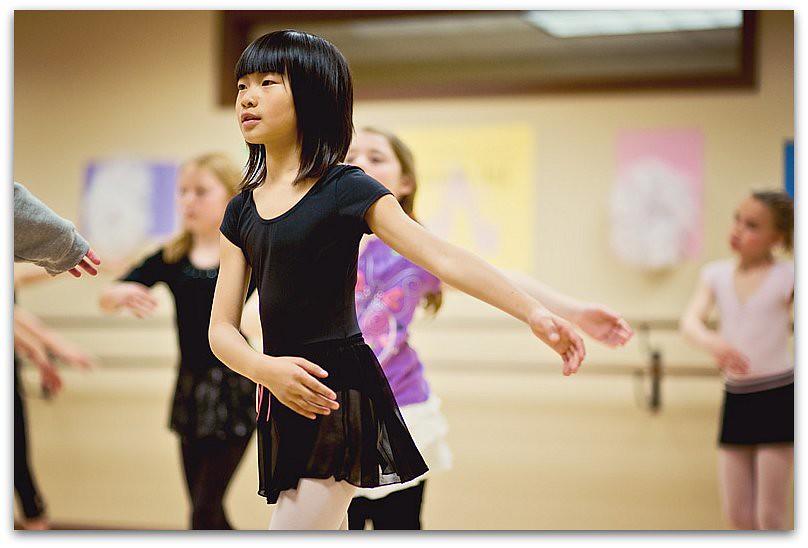 ballet practice 4