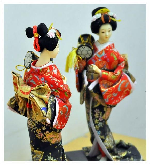 'கிமோனோ' ஜப்பானிய உடை/ 'Kimono' Japanese Traditional Dress
